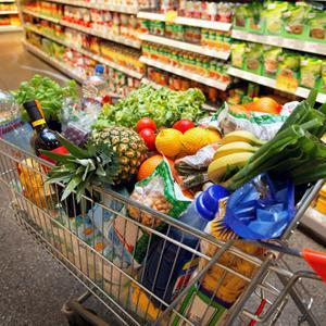 Магазины продуктов Солонешного