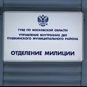 Отделения полиции Солонешного