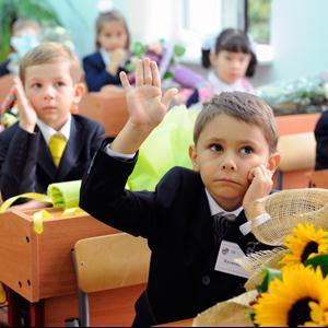 Школы Солонешного